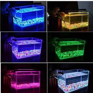 Aquarium Set Led : 73cm 18w multicolor led strip aquarium lights for indoor ~ Watch28wear.com Haus und Dekorationen