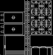 restaurant kitchen  dwg block  autocad designs cad