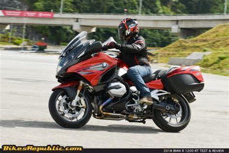 Review Bmw R 1200 Rt by 2018 Bmw R 1200 Rt Test Review Bikesrepublic