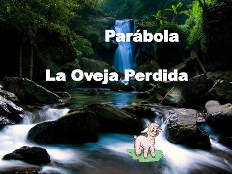 Parábola De La Oveja Perdida Csa 2013