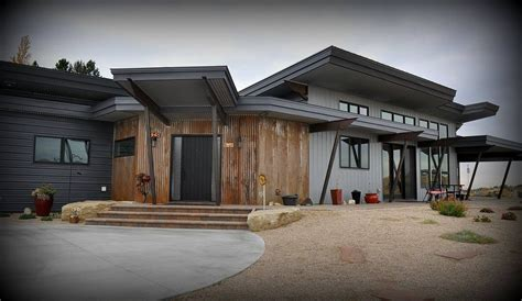 gallery treasure valley steel  metal roofing prices house exterior architecture plan