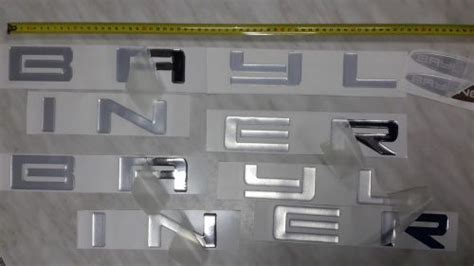 Bayliner Boat Emblems by Decals For Sale Page 55 Of Find Or Sell Auto Parts