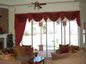 country style bedrooms living room swag curtains valance curtain ideas for living room