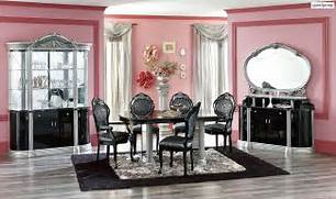 Black Dining Room Ideas Terrys Fabrics 39 S Blog Beautiful Blue Velvet Chairs In This Interior Designed By French Dining Room Contemporary Dining Chairs In Black And White Theme Made Leather Dining Orb Leather Orb Dining Chair Dinning Decor Dining