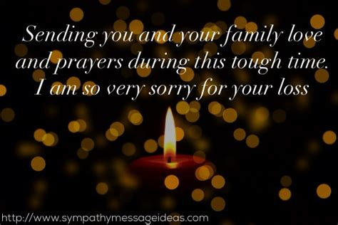 religious sympathy quotes  messages sympathy card messages