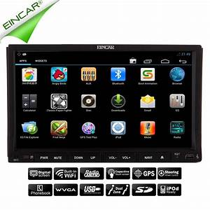 7 U0026quot  Inch Double Din Android 4 2 Capasitive Touch Screen Car