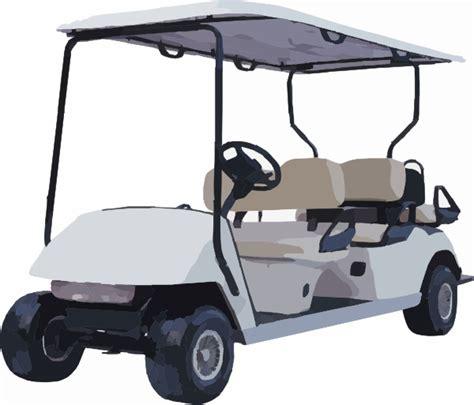 Golf Cart Clip Golf Cart Clip Vector Www Pixshark Images