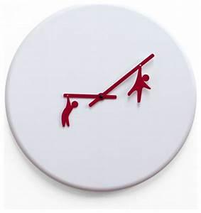TIME TO PLAY Modern cuckoo clocks - modern wall clocks