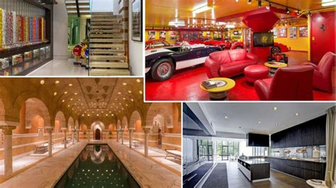 Luxury Home Amenities Of The Rich And Famous  Realtorcom®