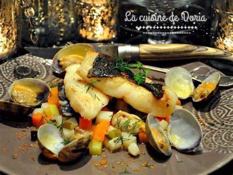 cuisine doria recettes de palourdes de la cuisine de doria