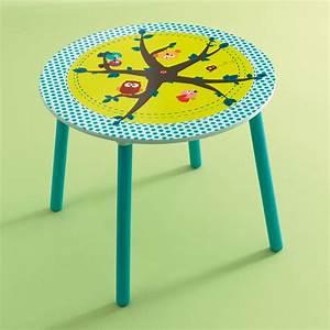 Kindertisch Rund Mit Stühlen : kindertisch herbie 60 cm mit motivdruck ~ Bigdaddyawards.com Haus und Dekorationen