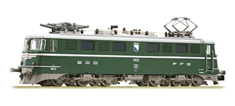 fleischmann 737291 n electric locomotive series ae 6