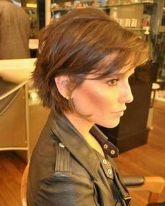 Coiffures Courtes Dégradées : coupe de cheveux femme 2018 carre court coupes de ~ Melissatoandfro.com Idées de Décoration