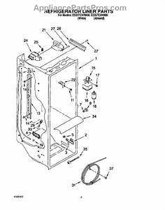 Whirlpool Edr8d1 Whirlpool Everydrop Refrigerator Water