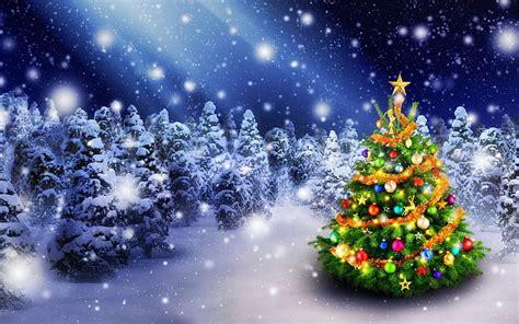 kumpulan berbagai gambar pohon natal