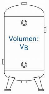 Volumen Von Körpern Berechnen : gr e von einem kompressor druckluftbeh lter berechnen ~ Themetempest.com Abrechnung