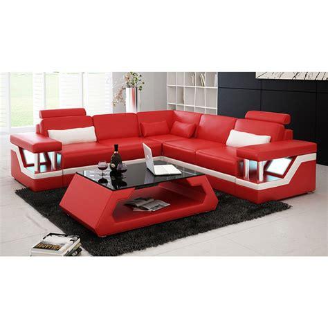 canapé cuir veritable canapé d 39 angle design en cuir véritable tosca l lit