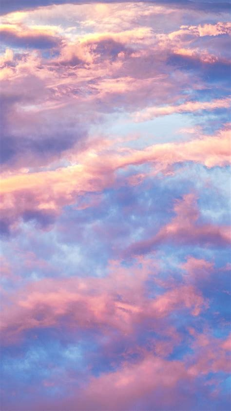 22 iPhone Wallpapers For People Who Live On Cloud 9