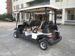Ce Approved 4 Seats Electric Golf Carts - Eg204ak