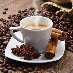 Große Tasse Kaffee : artland glasbild kaffeetasse kaffeebohnen getr nke kaffee foto online kaufen otto ~ A.2002-acura-tl-radio.info Haus und Dekorationen