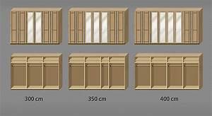 Schlafzimmerschrank 350 Cm : schrank 350 cm breit home image ideen ~ Markanthonyermac.com Haus und Dekorationen