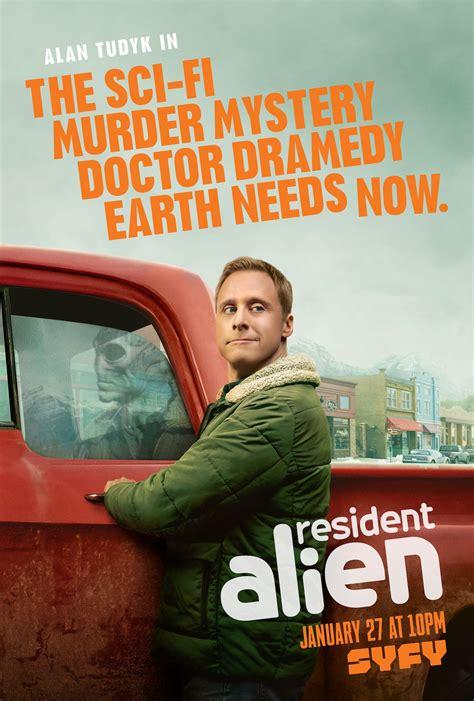 resident alien tvmaze