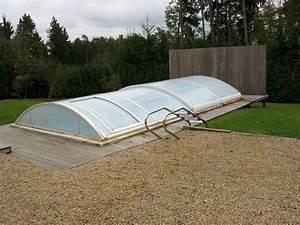Fabriquer Un Abri De Piscine : comment construire un abri de piscine ~ Zukunftsfamilie.com Idées de Décoration