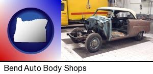 bend oregon auto body repair painting