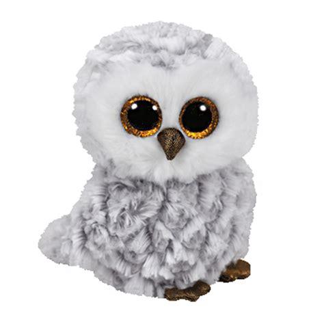 15cm 6 inch ty beanie boos plush owlette the owl stuffed animal gift