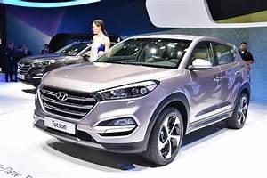 Hyundai Hybride Suv : 2016 hyundai tucson debuts in geneva with 48v hybrid and phev engines autoevolution ~ Medecine-chirurgie-esthetiques.com Avis de Voitures