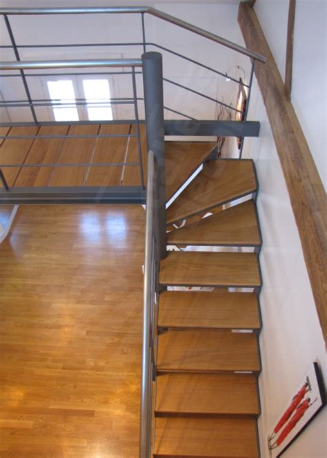 Escalier Quart Tournant Haut Escalier Tournant Dt83 Quart Tournant Haut 224 L Arriv 233 E
