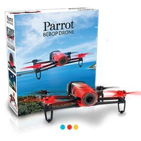 amazoncom parrot bebop quadcopter drone red cell phones accessories