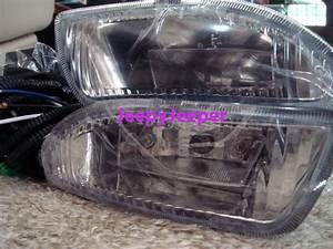 Fog Lamp Spot Light For Toyota Hilux Tiger Mk5 4wd 2003