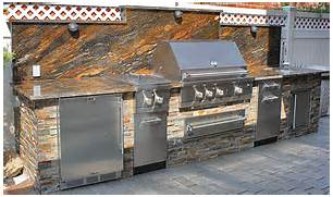 Outdoor Kitchens And Fireplaces by NYC Fireplaces Outdoor Kitchens Style Warmth Value