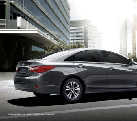 Hyundai Sonata Dealer by 2014 Hyundai Sonata Brochure Virginia Hyundai Dealer