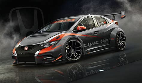 honda civic  world touring car championship