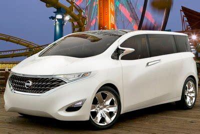 nissan quest  minivan fierce latest car