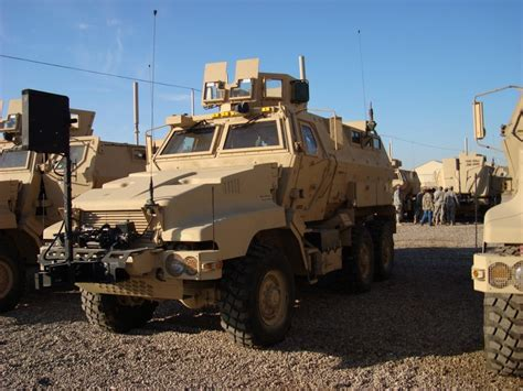 Caiman Mrap Armoured Vehicles