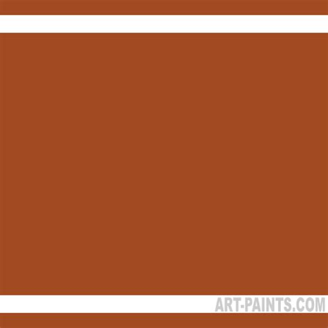 metallic copper colors egg tempera paints 9516