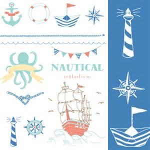 Nautical Theme Clip Art