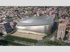 Santiago Bernabéu renovation plans given the goahead AScom