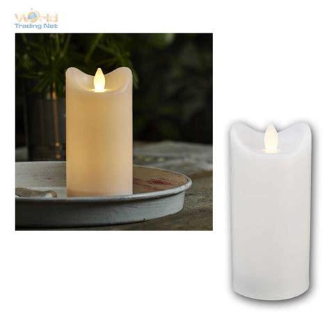 led kerzen outdoor led kerze f 252 r au 223 en mit timer flackernde flammenlose kerzen outdoor candle ip44 ebay