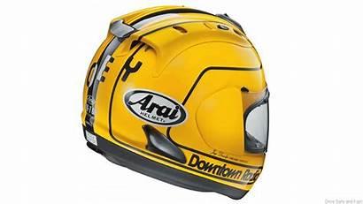 Dunlop Joey Helmet Arai Limited Tribute Reveals