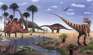 The Mesozoic Era When Dinosaurs Ruled Learning Geology