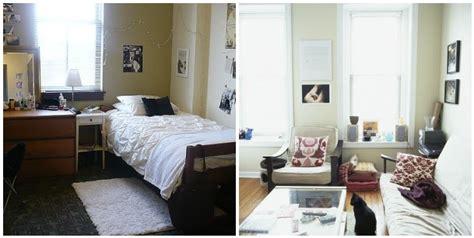 The Lovely Side: Residence: Dorm vs. Apartment
