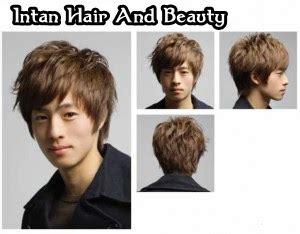 gaya rambut artis pria korea  intan panjaitan