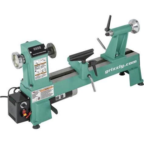 shop      variable speed wood lathe