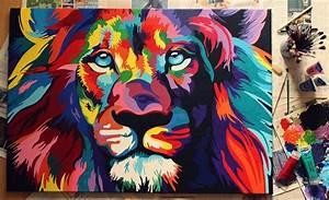 Acrylbinder Selber Machen : die besten 25 malen mit acryl ideen auf pinterest paletten malerei abstrakte acrylmalereien ~ Yasmunasinghe.com Haus und Dekorationen