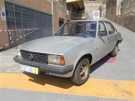 Opel Ascona For Sale by Sold Opel Ascona 1 3 S Used Cars For Sale
