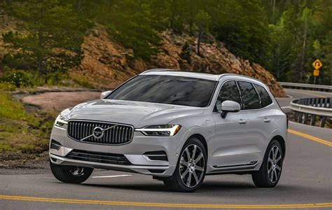 2018 Volvo Xc60 T8 Review Loads Of Impressive Tech, Not